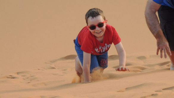 Crescere Girovagado_Marocco_deserto Sahara