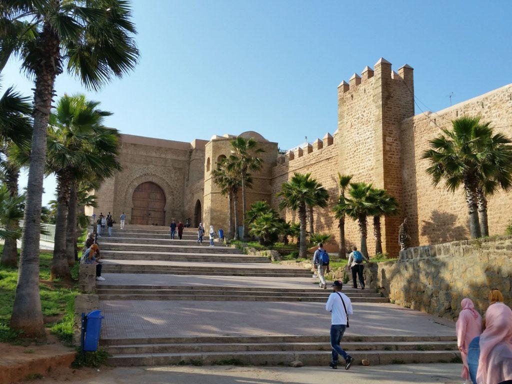 Crescere Girovagado_Marocco_medina_Rabat