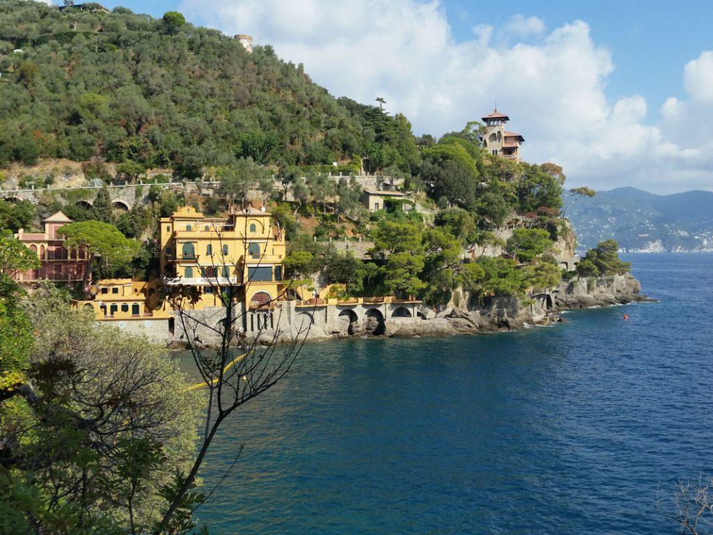 Weekend in Liguria_ scorci