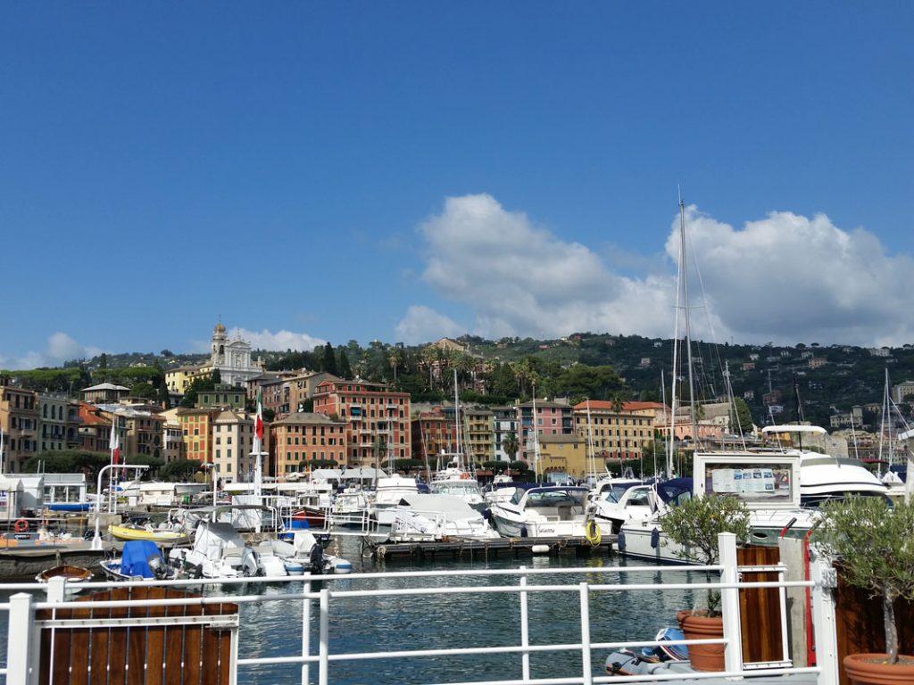 Weekend in Liguria: S. Margherita