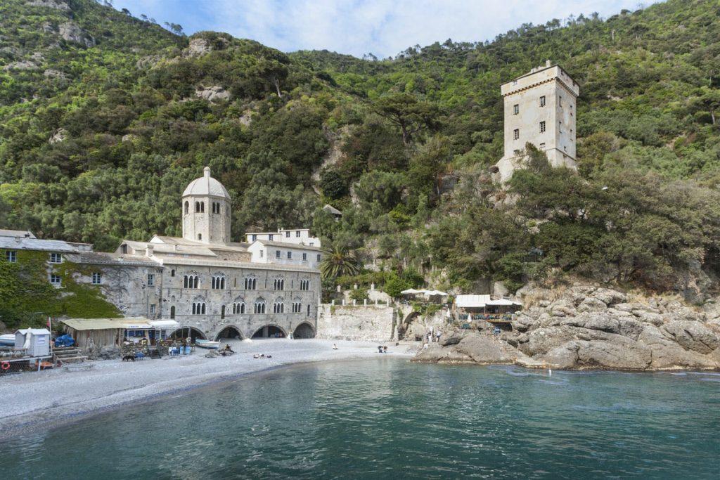 Weekend in Liguria: S. Fruttuoso