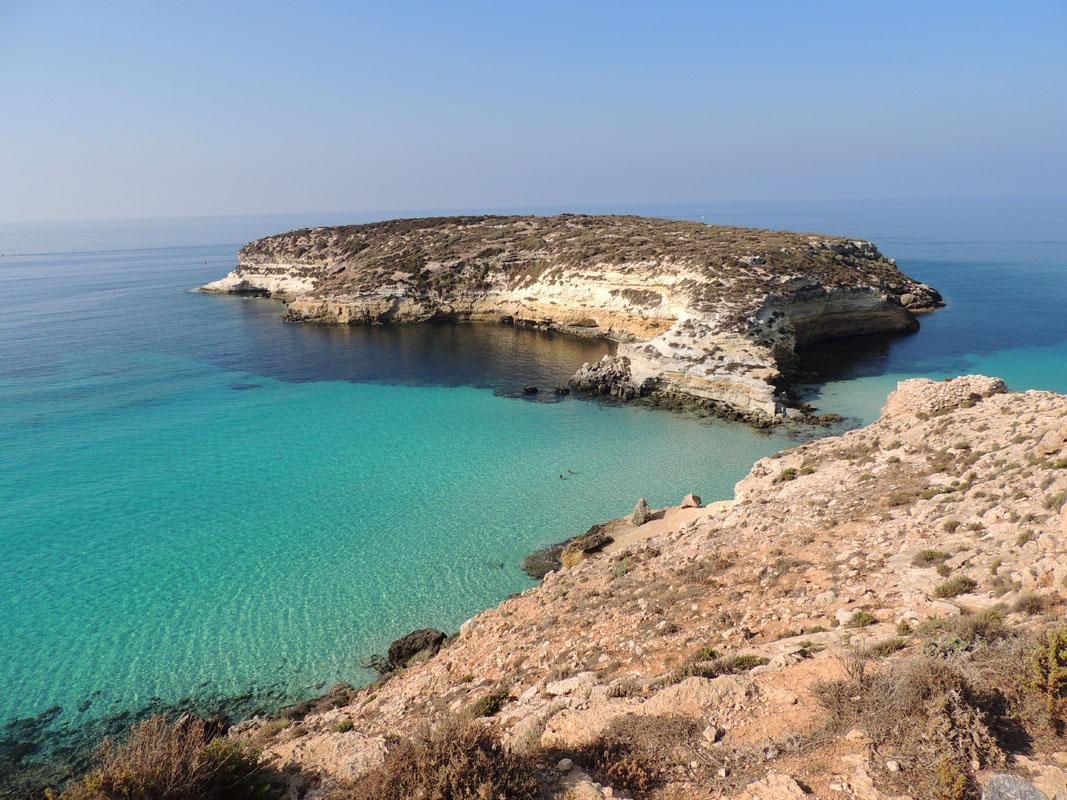 Crescere Giorovagando_Sicilia_Lampedusa_Isola dei Conigli