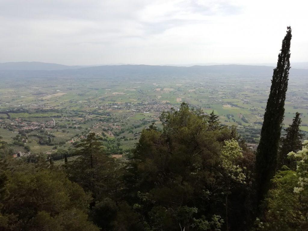 Parco del Monte Subasio_vista panoramica