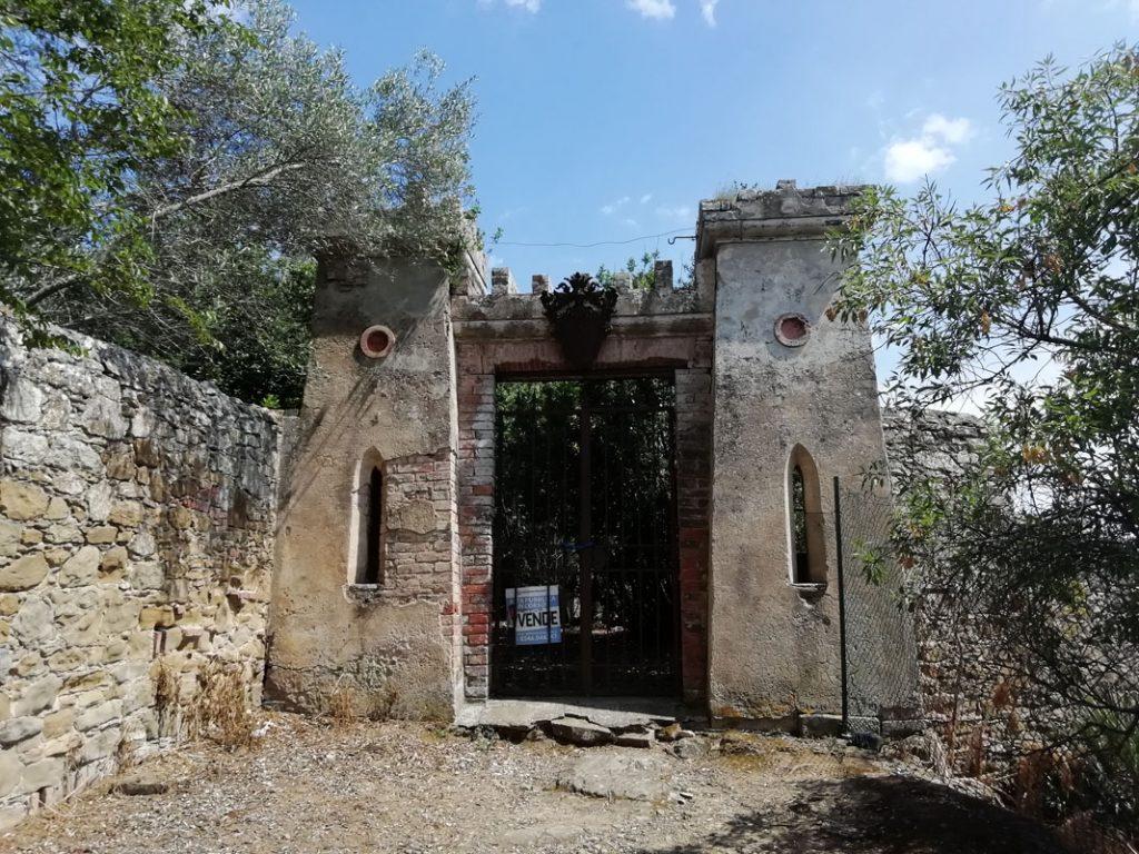 Isola Maggiore - Castello Guglielmi