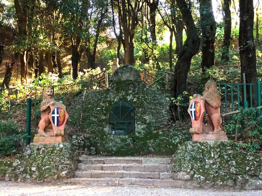 Assisi con bambini_Pincio_parco Regina Margherita