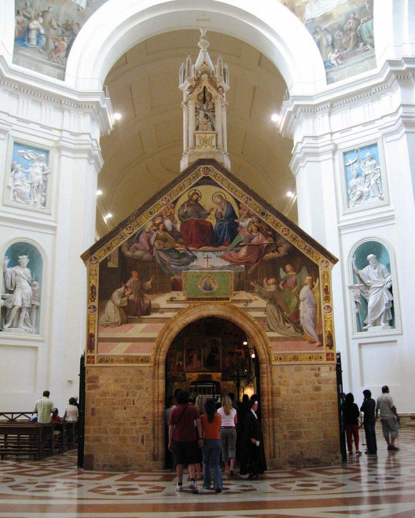 Assisi_Santa Maria degli Angeli_Porziuncola