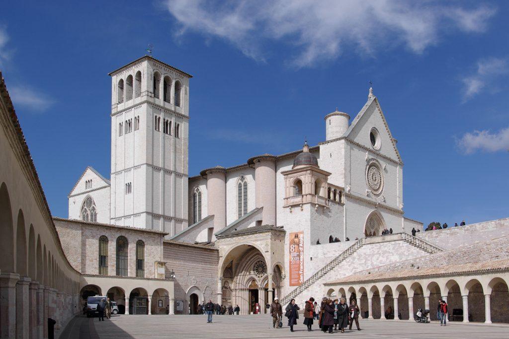 Assisi_ San Francesco