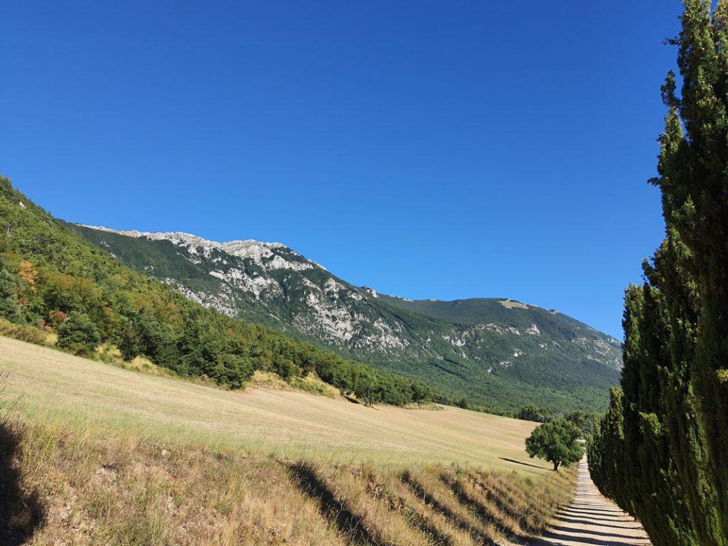 Abruzzo_panorama parco Majella