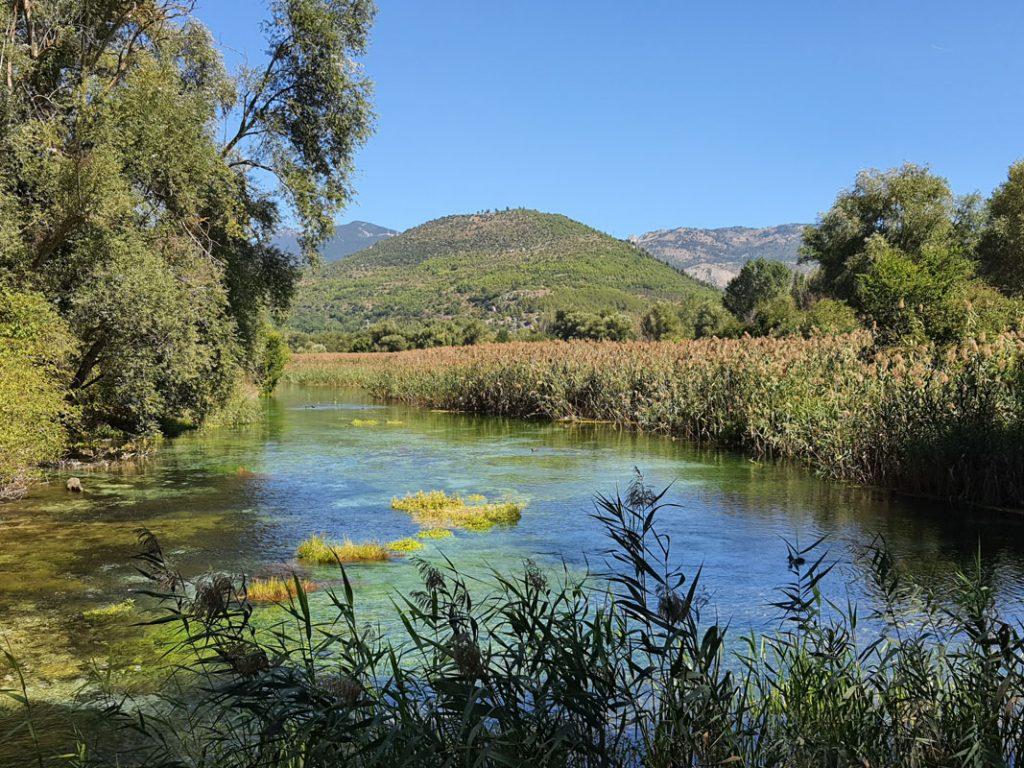 Abruzzo_sorgenti del fiume Pescara