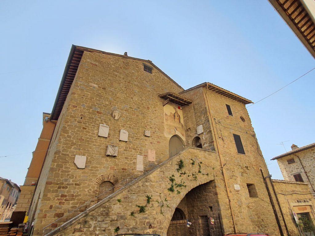 Bettona_Palazzo del Podestà